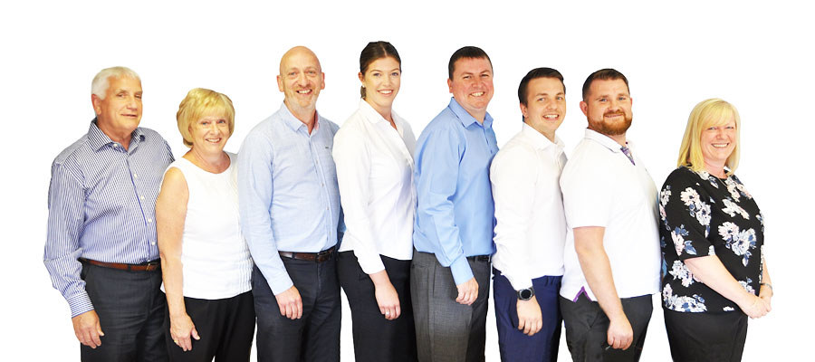 The Harris RCS Team